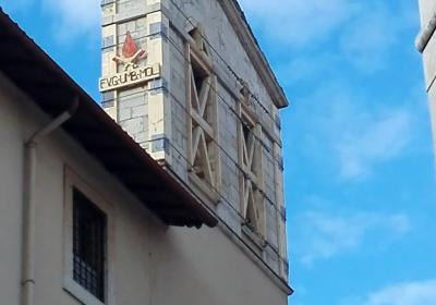 Cascia - Monastero Santa Rita - Opere provvisionali