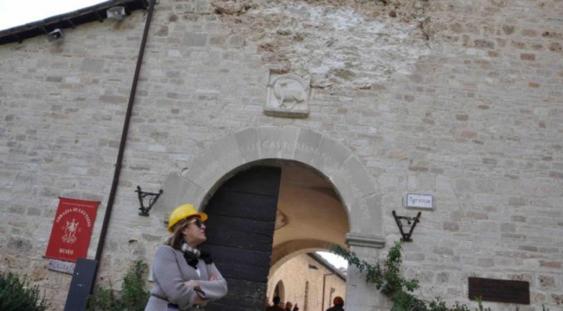 Foto Presidente Regione Umbria Catiuscia Marini