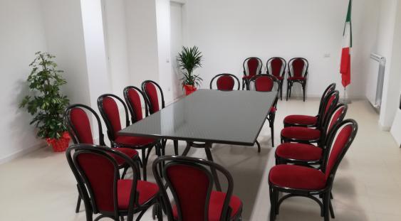 Norcia USR Umbria - Sala riunioni