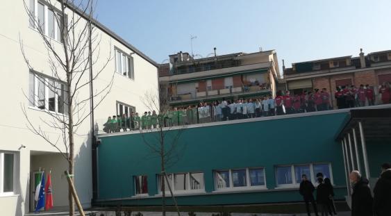 Perugia: scuola Carducci Purgotti