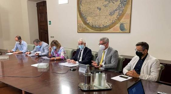 Perugia 3 agosto 20121:  presentazione ordinanze speciali